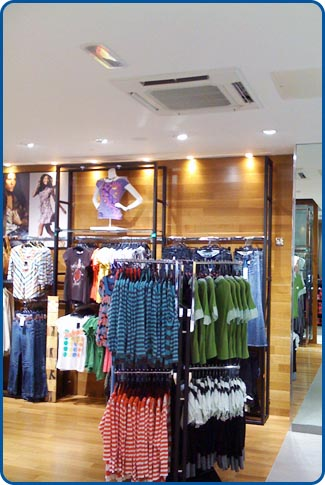 Retail AC Installations
